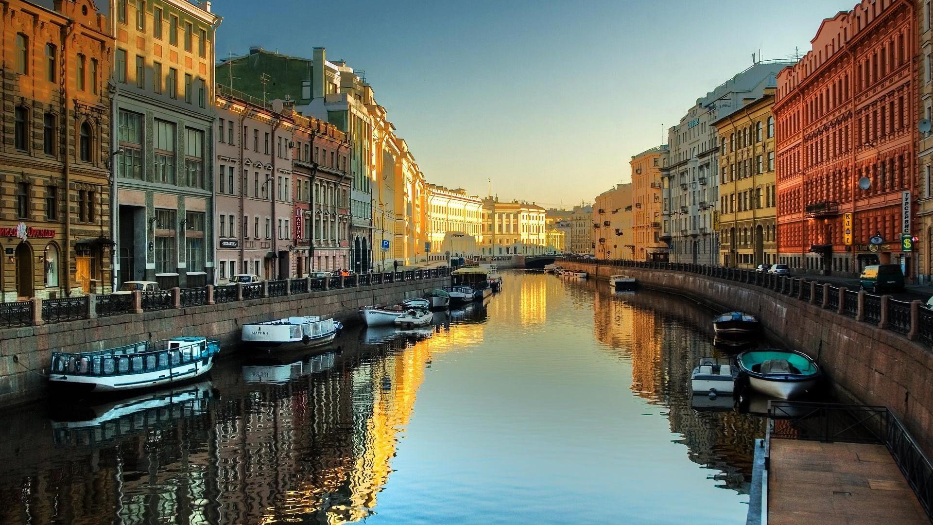 Виды Санкт-Петербурга №1