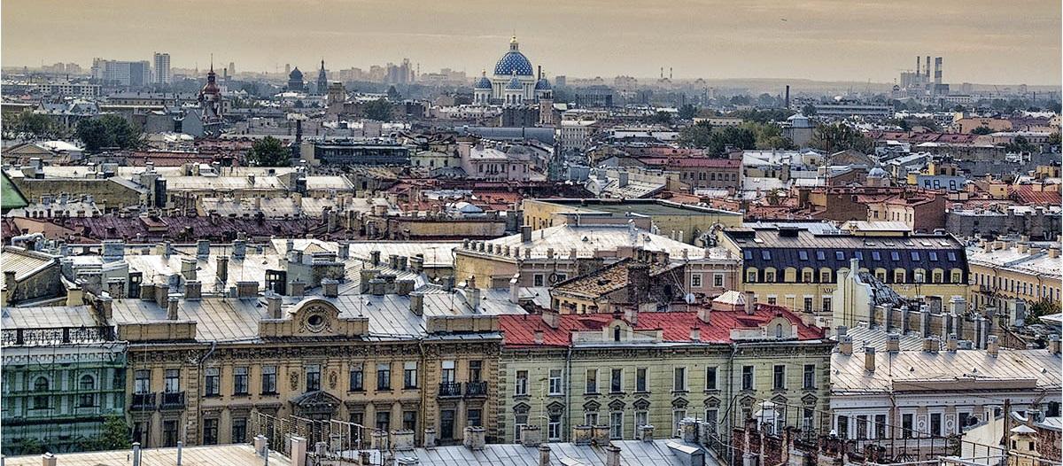 Виды Санкт-Петербурга №2